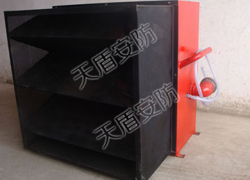 PFS-4 High Expansion Foam Generator