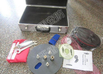 Test and Repair Kit for Immersion Suit