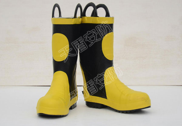 Fire Fighter Safety Boots