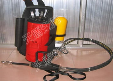 Backpack/ Knapsack Water Mist Fire Extinguishing Gun