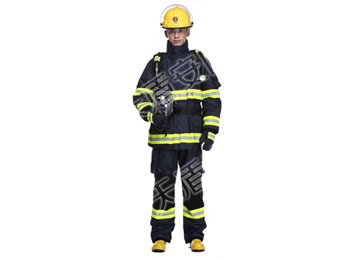02-type Fire Fighting Suit