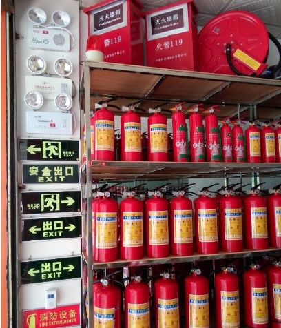 Firefighting Tips Co2 Fire Extinguisher Need Care In The Summer